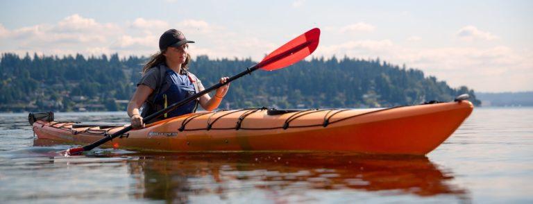 Cinq défis incroyables accomplis en kayak !