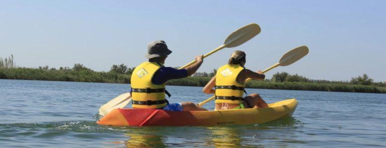 Le kayak, où pratiquer cette activité en Italie ?