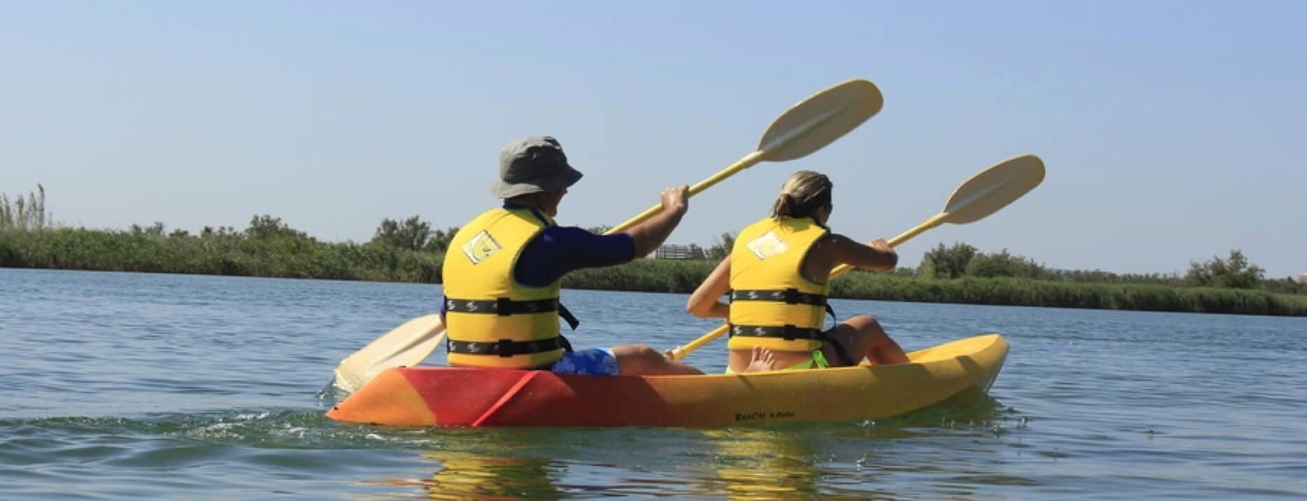 Le kayak, où pratiquer l'activité ?