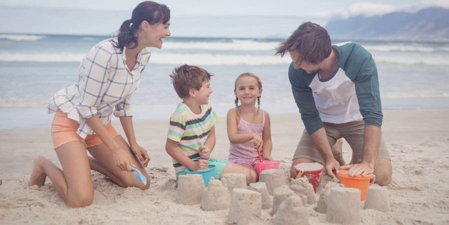 Les jeux les plus drôles à faire sur la plage