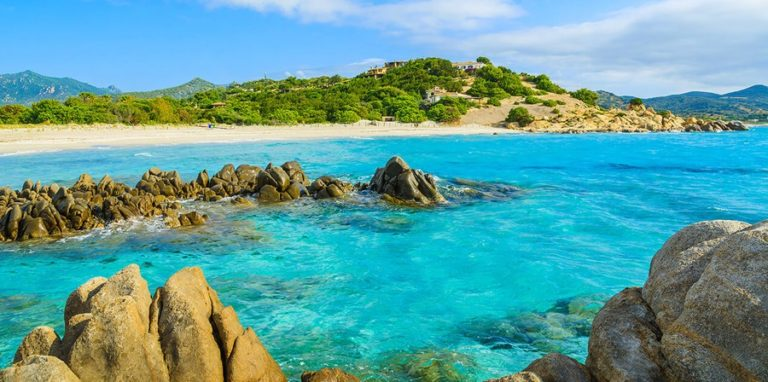 Les 5 plus belles plages de La Maddalena !
