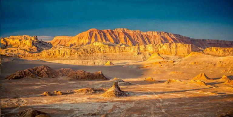 Cinq choses à savoir sur le désert d'Atacama au Chili