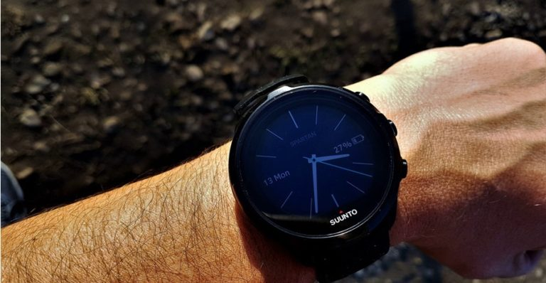 Montre GPS Suunto Spartan Sport Wrist HR – Avis