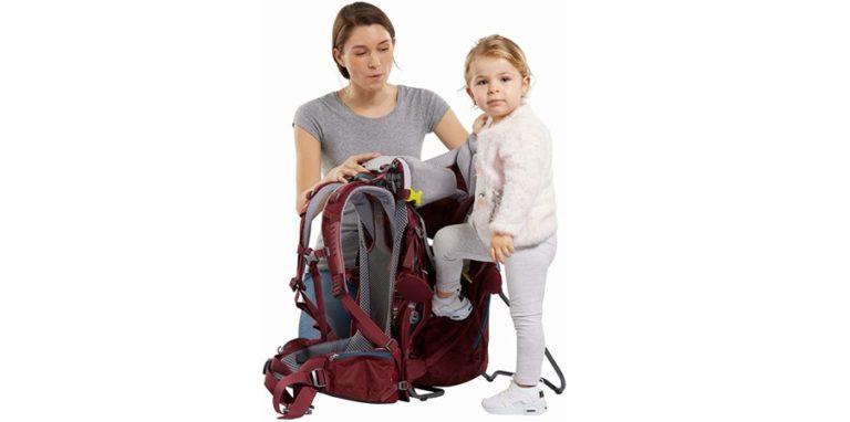 Porte bébé Deuter Kid Comfort – Avis
